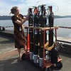 Preparing Navis for a dock (mock mission) test_r1