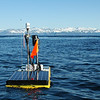 Arctic wave glider measuring carbon airsea exchange - Photo from Evans