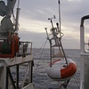 Deploying RAMA buoy from RV ALGOA