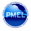 Standard round PMEL logo with text: PNG, 2533x2533, transparent background