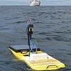 Carbon wave glider