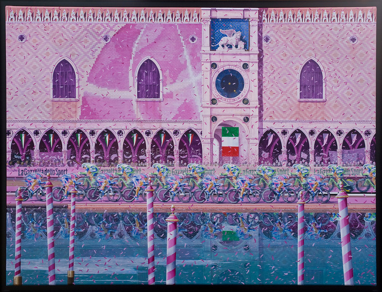 Venice in Pink