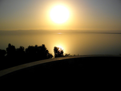 Sunset view, The  DEAD SEA (Salt Sea) Sweimeh, Jordan *** http://livinnsoarin.blogspot.com/2012/11/sun-sets.html ***