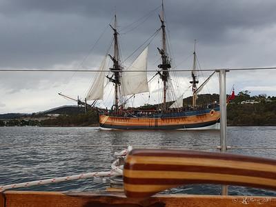HMAS Endeavour