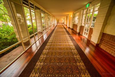 Hyatt Corridor