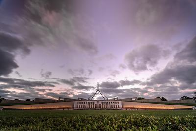 Parliament House.