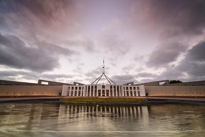 Parliament reflecton