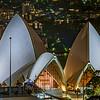 400mm of Opera House