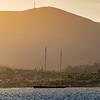 Sunset at RYCT with Hetairos