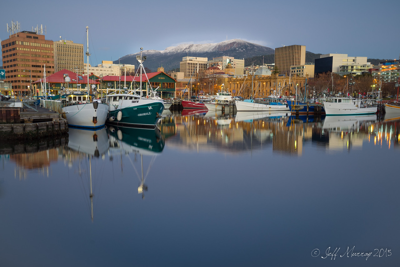 Hobart Winter 2015