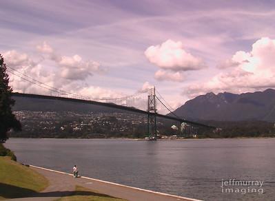 Capilano Bridge to Grouse Mountain