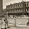 A collection of 7 shot HDR's blended into a panorama of Piazza San Marco