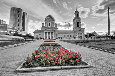 Fleurs de Russie