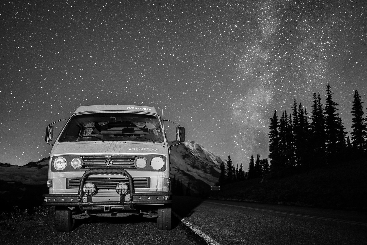 Syncro Under the Stars