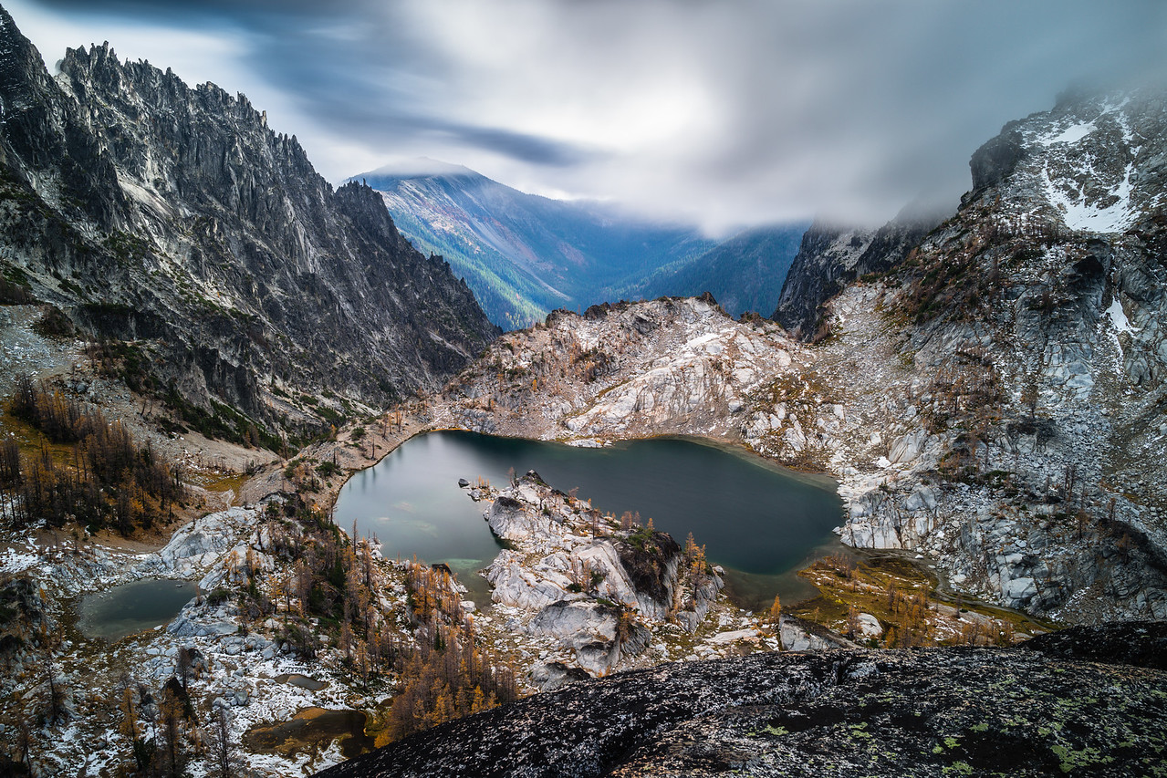The Enchantments, Crystal Lake