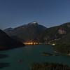 Diablo Lake and Dam