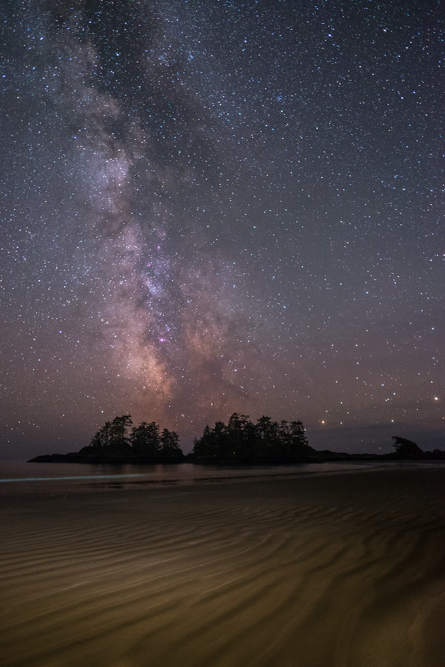 Tofino Milky Way