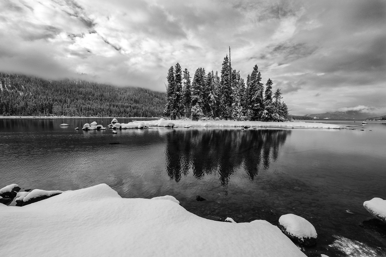 Lake Wenatchee New Year