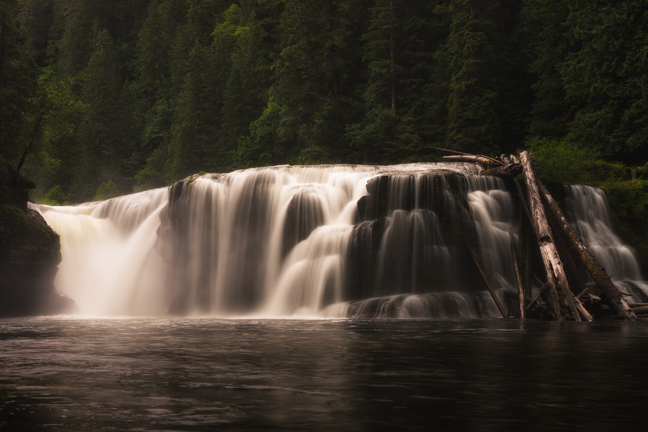 Lower Lewis Falls