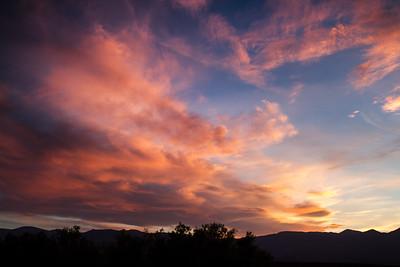 Sunset, Death Valley