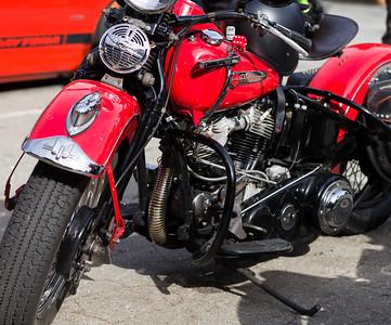 '49 Harley