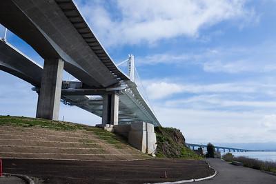 Eastern span of the Bay Bridge