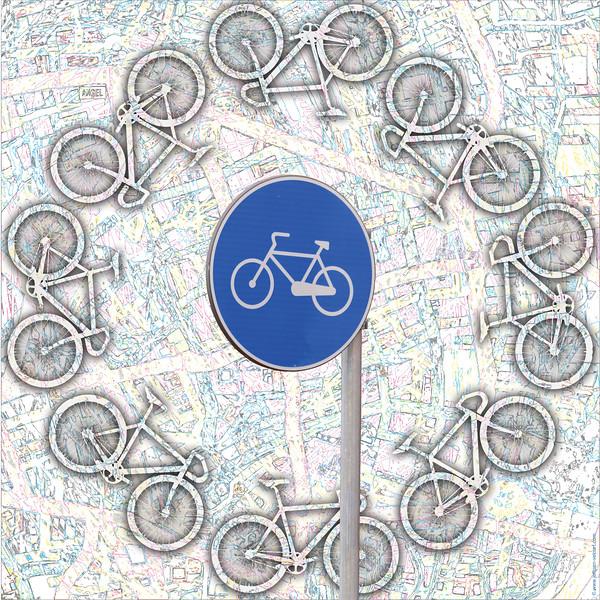 Citybikes merry-go-round