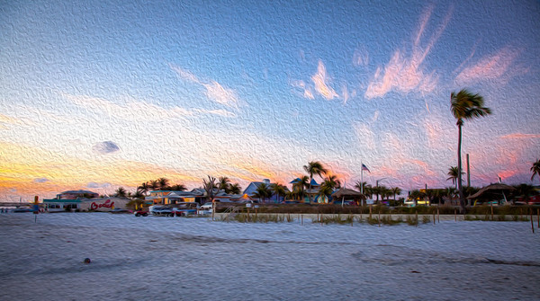 Ft. Myers Beach Sunset