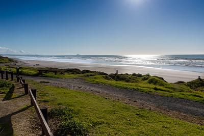 Beach, East Cape, New Zealand