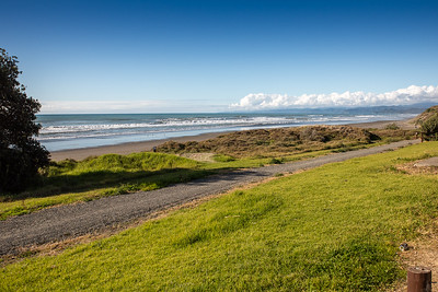 Beach 2, East Cape, New Zealand