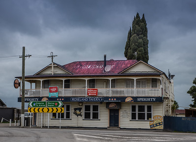 Old Tavern, East Cape, New Zealand