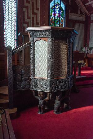 Tiki Tike Church 6, East Cape, New Zealand