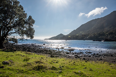 Lottin Bay, East Cape, New Zealand