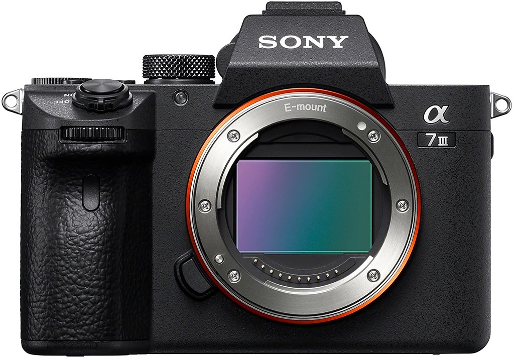 Sony a7iii Camera