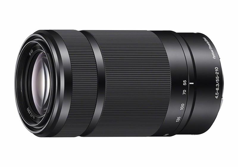 Sony 55-210mm F4.5-6.3 Lens