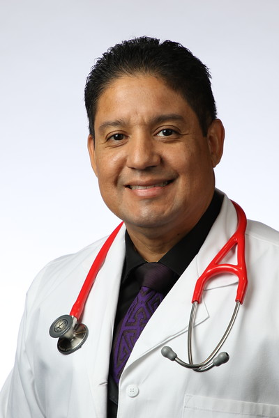 Dr. Candido Amador