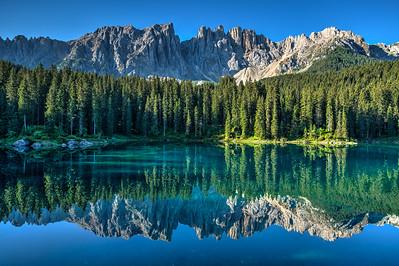 Karersee / Lago di Carezza