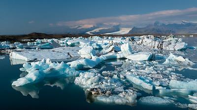 Jökulsárlón – Island