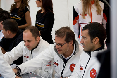 Photos taken at the 12 hours of Spa event, including races of the Belgian GT and the BTCS championships