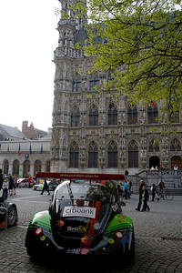 Photos of the BTCS City Parade in Leuven on the 18th of april, 2009