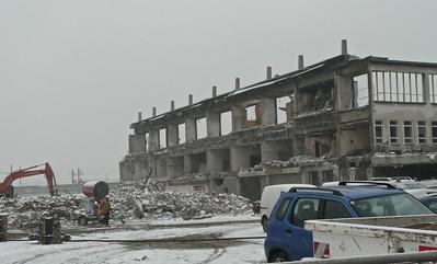 2010-03 Vienna Südbahnhof Demolishion