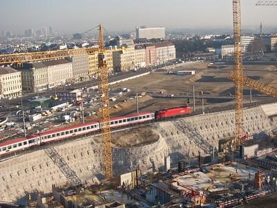 2011-02 Vienna Main Station Construction Site