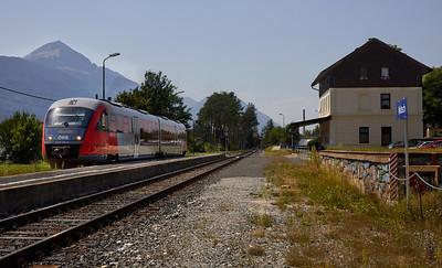 2017-08 Gailtalbahn