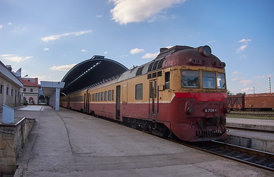 2017-05 Chisinau Train Station