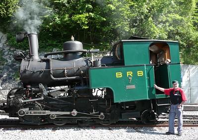 2009-05 Brienz Rothorn Bahn
