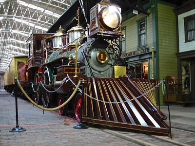 2007-05 Lake Superior Railroad Museum