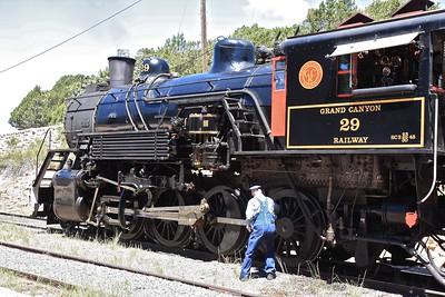 2008-07 Grand Canyon Railway