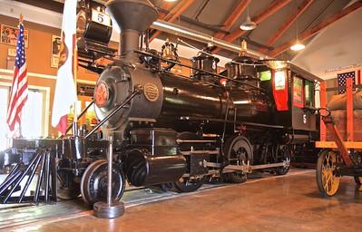 2008-08 Nevada County Narrow Gauge Railroad Museum
