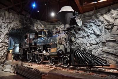 2016-11 California State Railroad Museum