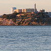Alcatraz in the late afternoon sun.